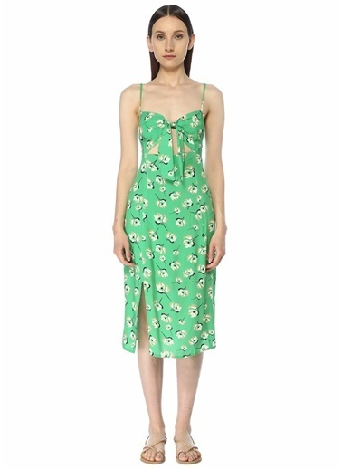Vix Plaj Elbisesi Yeşil